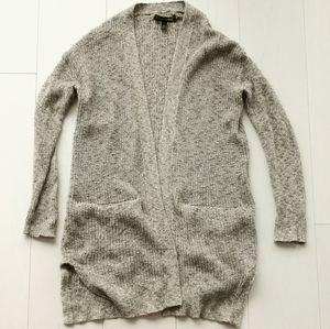 Banana Republic sweater knit long cardigan